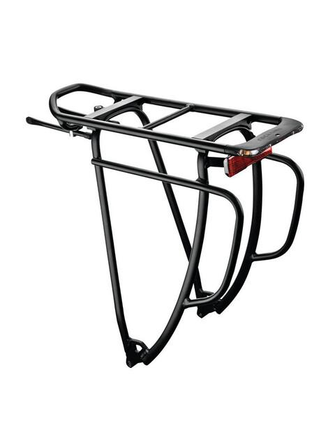 """Racktime Shine Evo Tour Bagażnik rowerowy 29"""" czarny"""
